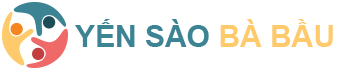 Yến Sào Bà Bầu Logo